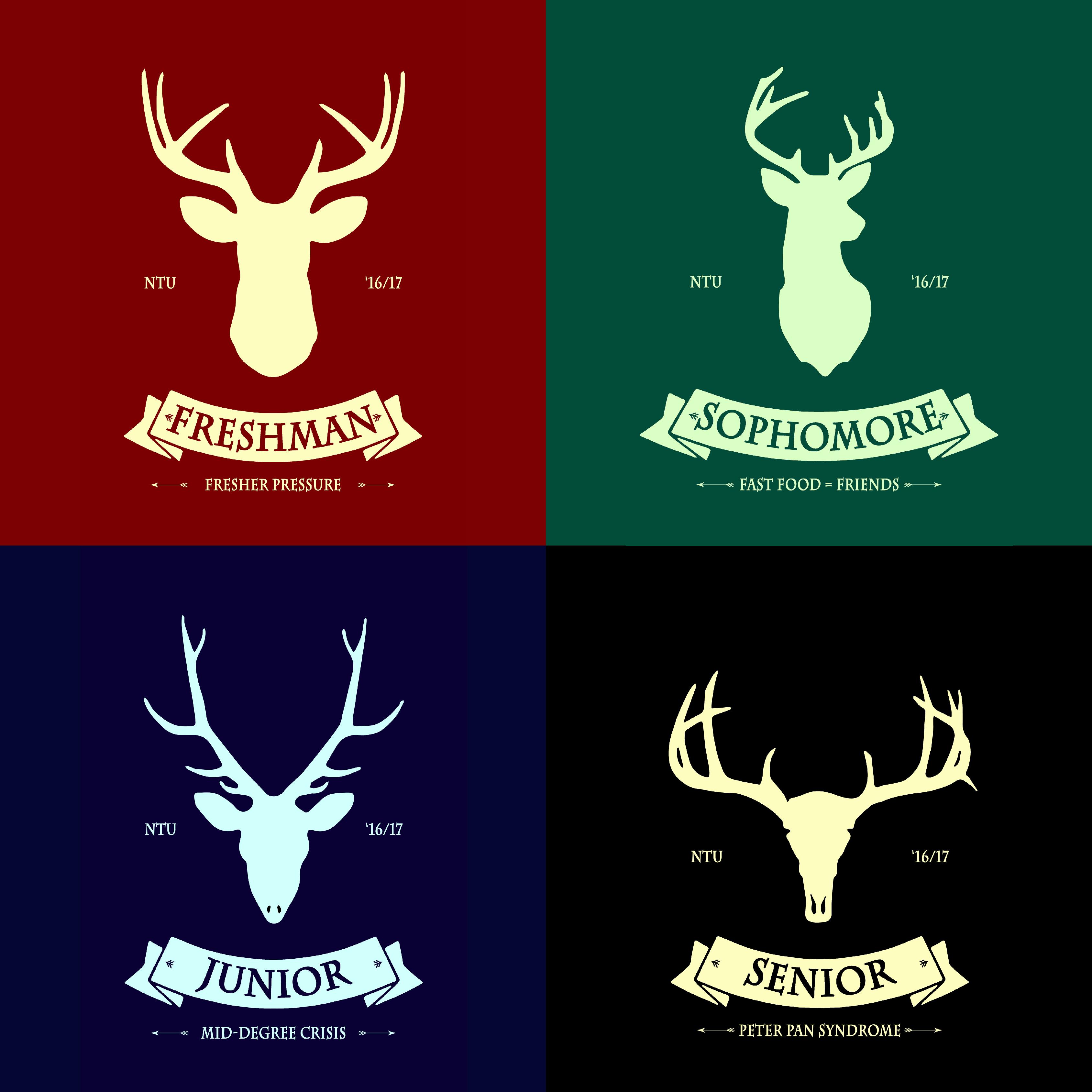Deer Tee Series (2016-17)